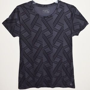 3/$20 Be Inspired Gray Patterned Athletic Shirt
